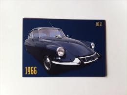 Carte Postale  DS 21 1966 - Ohne Zuordnung