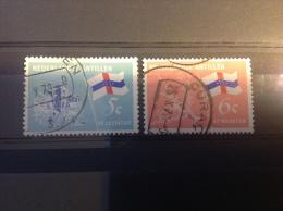 Nederlandse Antillen - Serie Eilanden 1965 - Antillen