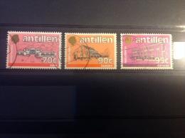 Nederlandse Antillen - Serie Regeringsgebouwen 1984 - Antillen