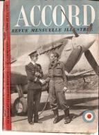 ACCORD D' OCTOBRE 1943 - 1939-45