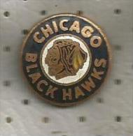 Ice Hockey Club BLACKHAWKS Chicago USA - Wintersport