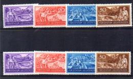Victimes Des Inondations Du Rhin, 78 / 81*, Cote 85 € - Liechtenstein