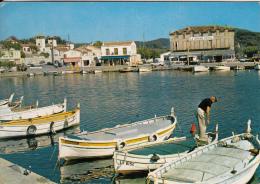 83 - LE BRUSC - Le Port - La Seyne-sur-Mer