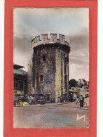 CAEN (14) / CPSM / Images De France / EDIFICES / MONUMENTS / COMMERCES / MARCHES / La Tour Le Roy Vestiges Des Remparts - Caen