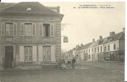 LA FERTE-VIDAME ( Eure Et Loir ) -  DEVANT L'HÔTEL DESJOUIS - Frankreich