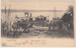 20025g CONGO BELGE - Steamer Peace - Upoto - 1907 - Congo Belge - Autres