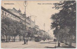 20284g VARSOVIE - Aleja Jerozolimska - Pologne