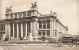 ANTWERPEN-MUSEE DES BEAUX-ARTS-carte Publicitaire De L'éditeur De Cartes Postales VAN OS-DEWOLF - Antwerpen
