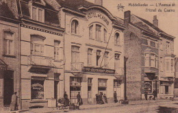 Middelkerke 191: L'Avenue Et L'Hôtel Du Casino - Middelkerke