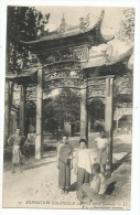 Exposition Coloniale 1907. Porte Chinoise. - China