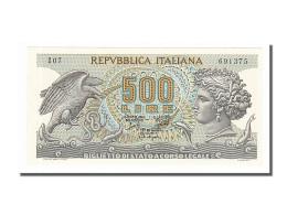 Italie, 500 Lire Type Arethusa - [ 2] 1946-… : Repubblica