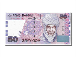 [#107060] Kirghizistan, 50 Som Type C.K. Datka - Kirghizistan