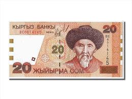 [#107055] Kirghizistan, 20 Som Type T. Moldo - Kirghizistan