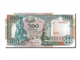 [#253888] Somalie, 500 Shilin, Type Loi Du 1er Janvier 1989 - Somalia