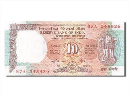 [#254000] Inde, 10 Rupees, Type 1992 - Inde