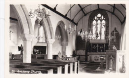 ST ANTHONY CHURCH INTERIOR - Unclassified
