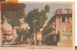 MENDE - Boulevard Soubeyran ,voir Scan - Mende
