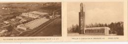 Hémixem Manufactures Céramiques Gilliot Et Cie (carte Double) - Hemiksem