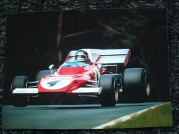 FERRARI 312 B3 J,ICKX - Grand Prix / F1
