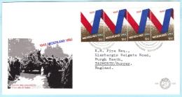 NIEDERLANDE NETHERLANDS PAYS-BAS FDC - 941 V- Befreiung --- Brief Cover (26531) - FDC