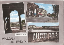 R1-798 - PIAZZOLA SUL BRENTA - PADOVA - F.G. VG.  A. '50 - Padova