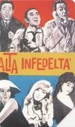 USATA- 1263- TELECOM ITALIA - IL TELEFONO E IL CINEMA- ALTA INFEDELTA ' - Italia