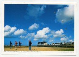 FRANCE - AK 185969 Am Strande Des Seebades Carantec Bei Morlaix - Carantec