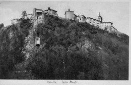 [DC6955] VARALLO (VERCELLI) - SACRO MONTE - Old Postcard - Vercelli