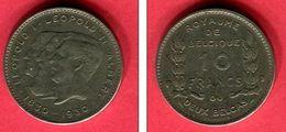 BELGIQUE 100 ANS DE REGNE 10 FR 1930 TB+45 - 1909-1934: Albert I