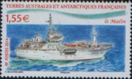 TAAF---2014---MNH (**) - French Southern And Antarctic Territories (TAAF)