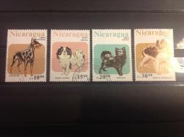 Nicaragua - Serie Honden 1987 - Nicaragua