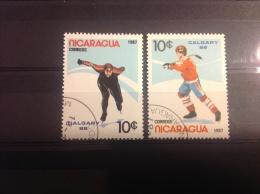 Nicaragua - Serie Olympische Spelen 1987 - Nicaragua