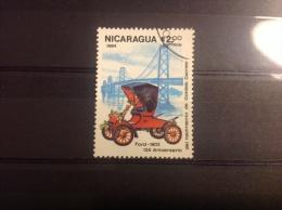 Nicaragua - Auto's 1984 - Nicaragua
