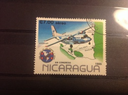 Nicaragua - 13e Postcongres Amerika 1985 - Nicaragua