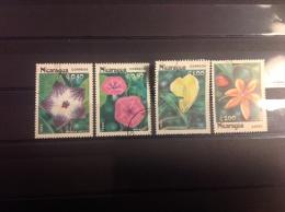 Nicaragua - Serie Tropische Bloemen 1985 - Nicaragua