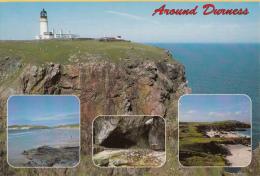 Vuurtoren/Leuchtturm/Lighthouse - Durness(Schotland) – Ongebruikt - Vuurtorens