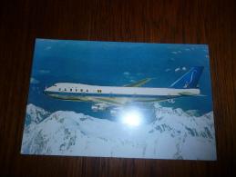 BC6-2-20 LC43  CPM Sabena Boeing 747 - Airplanes