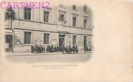 PARIS ECOLE PRIMAIRE COMMUNALE DE GARCONS 30 RUE SAINT-JACQUES 75014 ENSEIGNEMENT - Distrito: 14