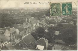 ARROU, VUE GENERRALE, COTE NOR - Chateaudun