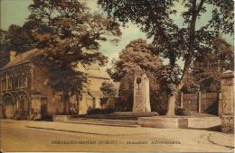 PERNES-EN-ARTOIS, MONUMENT ALFRED-SALMON. CLICHÉ DELAPLACE - Arras