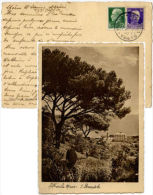 1936 - ALBISSOLA MARE - San Benedetto (Savona) Ed. E. Morra - Savona