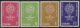 Ghana - 1962 Malaria-Paludisme-Health/ Medicine-Santé/Médicine-Gesundheit /Medizin  ** - Ghana (1957-...)