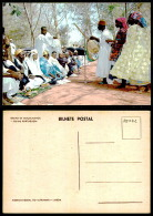 PORTUGAL COR 28042 - GUINÉ - GRUPO DE MUÇULMANOS MUSLIM RELIGION - Guinea-Bissau