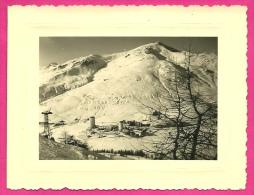 PHOTO Photographie Amateur - Station De SPORTS D' HIVER  à Localiser - Sport Montagne - Alpes Savoie ? - Lugares