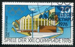 A07-06-4) DDR - Michel 2128 - OO Gestempelt (A) - 20Pf Sommerolympiade 76 - DDR