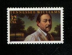 203517927 1995 USA ** MNH SCOTT 3002 Literary Arts TENESSEE WILLIAMS - Etats-Unis