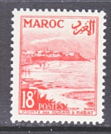 French  Morocco  278  *  1951-3  Issue - Morocco (1891-1956)