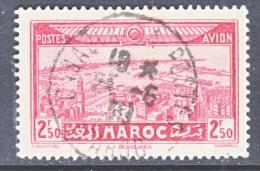 French  Morocco  C 17    (o) - Morocco (1891-1956)