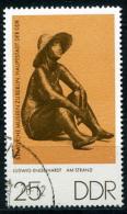 A07-07-4) DDR - Michel 2143 - OO Gestempelt (B) - 25Pf Bronzeplastiken - Oblitérés