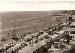 36/FG/14 - TEMATICA SPIAGGIE: GROTTAMMARE (ASCOLI) - La Spiaggia - Ascoli Piceno